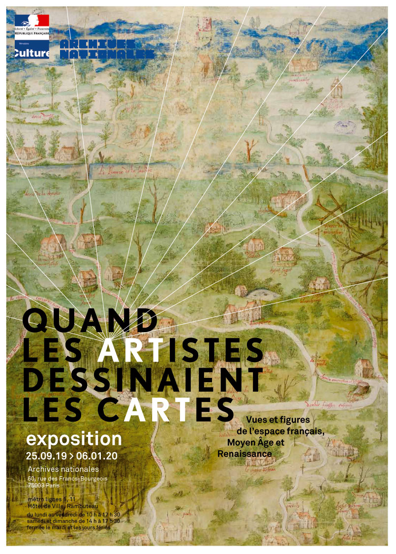 Exposition aux Archives Nationales